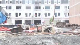 Nhiều sai phạm tại dự án xây dựng Tiểu khu Phú Gia - TP. Lào Cai