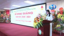 Đại học TN&MT Hà Nội: Giáo dục sinh viên bằng cả lương tâm trách nhiệm và tình yêu thương