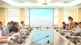 Thẩm định dự án xây dựng cơ sở dữ liệu nền địa lý quốc gia