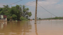 Quảng Nam: Thủy điện xả lũ khiến nhiều khu vực bị ngập sâu, chia cắt