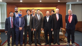 Doanh nghiệp Châu Âu muốn đầu tư bền vững tại Việt Nam