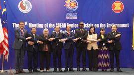 Hội nghị các quan chức cao cấp ASEAN về môi trường lần thứ 31