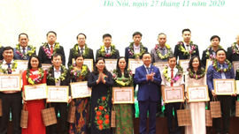 Đại hội thi đua yêu nước ngành TN&MT lần thứ IV, giai đoạn 2020-2025