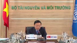 Uỷ hội sông Mê Công quốc tế họp Hội đồng lần thứ 27