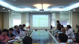 Thẩm định đề án thăm dò khoáng sản mỏ đá vôi và đá sét tỉnh Hà Nam