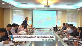 Đánh giá trữ lượng khoáng sản quốc gia tại Quảng Ninh và Yên Bái