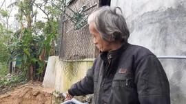 Thừa Thiên Huế: Sạt lở sông Bồ uy hiếp nhiều nhà dân