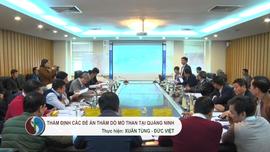 Thẩm định các đề án thăm dò mỏ than tại Quảng Ninh