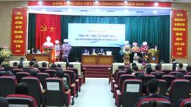 Trung tâm Dự báo KTTV quốc gia tổng kết công tác năm 2020 và triển khai nhiệm vụ 2021