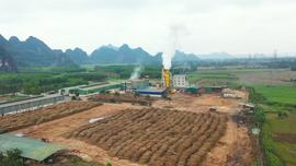 Báo động tình trạng Công ty MDF Hoà Bình gây ô nhiễm môi trường