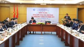 Tổng cục Biển và Hải đảo Việt Nam triển khai công tác năm 2021