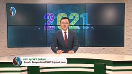 Bản tin truyền hình Tài nguyên và Môi trường số 1/2021 (số 168)