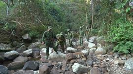 Bộ đội Biên phòng Lai Châu bám chốt chống dịch Covid – 19