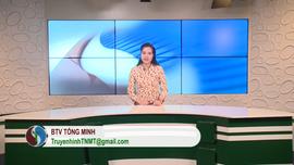 Bản tin truyền hình Tài nguyên và Môi trường số 4/2021 (số 171)