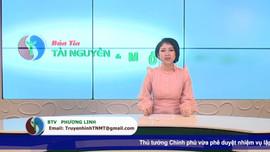 Bản tin truyền hình Tài nguyên và Môi trường số 5/2021 (số 172)