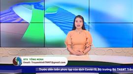 Bản tin truyền hình Tài nguyên và Môi trường số 9/2021 (số 176)