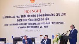 Thủ tướng chủ trì Hội nghị lần thứ 3 Nghị quyết 120