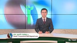 Bản tin truyền hình Tài nguyên và Môi trường số 13/2021 (số 180)