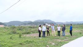 Bắc Giang: Khu đất dịch vụ 10 năm chưa có điện, nước