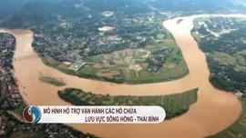 Mô hình hỗ trợ vận hành các hồ chứa lưu vực sông Hồng-Thái Bình