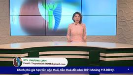 Bản tin truyền hình Tài nguyên và Môi trường số 19/2021 (số 186)