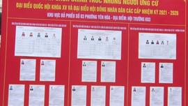 Phường Yên Hòa (Cầu Giấy - Hà Nội):  Sẵn sàng cho ngày bầu cử