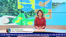 Bản tin truyền hình Tài nguyên và Môi trường số 21/2021 (số 188)