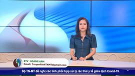 Bản tin truyền hình Tài nguyên và Môi trường số 22/2021 (Số 189)
