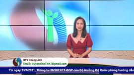 Bản tin truyền hình Tài nguyên và Môi trường số 25/2021 (số 192)
