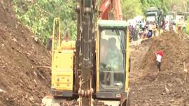 Các đề án dự báo, cảnh báo trượt lở đất đá cần tập trung khu vực đông dân cư