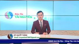 Bản tin truyền hình Tài nguyên và Môi trường số 28/2021 (số 195)