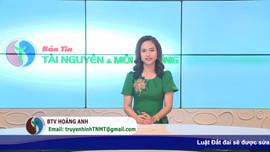 Bản tin truyền hình Tài nguyên và Môi trường số 29/2021 (Số 196)