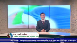 Bản tin truyền hình Tài nguyên và Môi trường số 32/2021 (số 199)