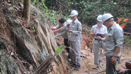 Tập trung nguồn lực lập Quy hoạch điều tra cơ bản địa chất về khoáng sản