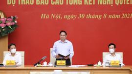 Tổng kết Nghị quyết 19-NQ/TW phải bám sát thực tiễn