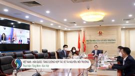 Việt Nam – Hàn Quốc: Tăng cường hợp tác về TN&MT