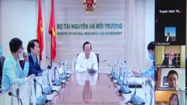 Bộ TN&MT cùng EuroCham bàn về EPR
