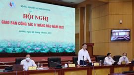 Bản tin truyền hình Tài nguyên và Môi trường số 41/2021 (số 208)