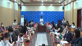Học sinh Việt Nam bàn về rác thải điện tử theo mô hình Liên hợp quốc