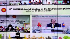 ASEAN chung tay giải quyết ô nhiễm môi trường
