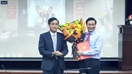 Bổ nhiệm Phó Tổng Cục trưởng Tổng cục Địa chất và Khoáng sản Việt Nam