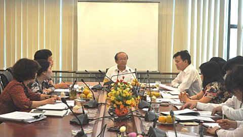 Sẵn sàng cho Hội nghị Bộ trưởng ASEAN về môi trường lần thứ 13