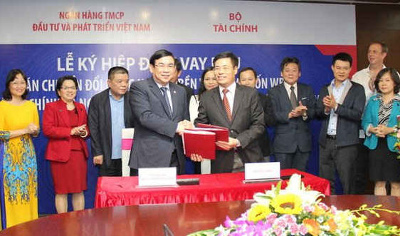 BIDV vay 105 triệu USD từ WB để phát triển nông nghiệp bền vững