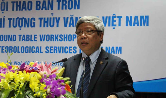 Việt Nam mong muốn quốc tế hỗ trợ thực hiện Luật KTTV