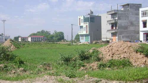 Chính sách đối với đất xen kẹt tại TP.Hà Nội.