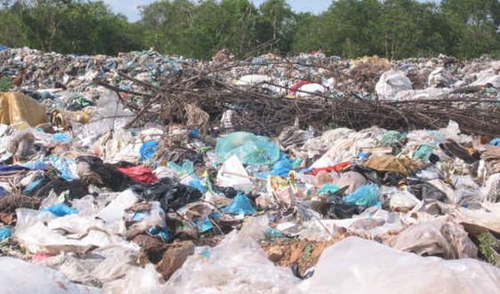 Đồng Tháp: Nhiều khó khăn trong xử lý rác thải nguy hại