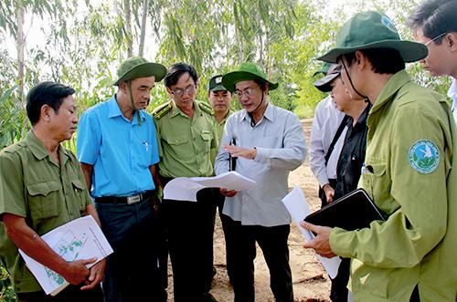 Tăng cường phòng cháy khu Ramsar Tràm Chim
