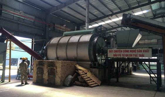 Đà Nẵng: Siết chặt quản lý chất thải nguy hại