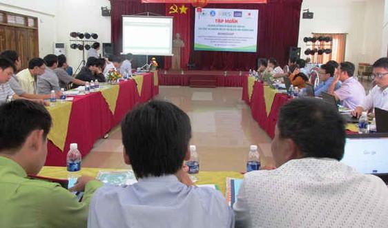 Kon Tum: Tập huấn Web Gis trong chi trả dịch vụ môi trường rừng