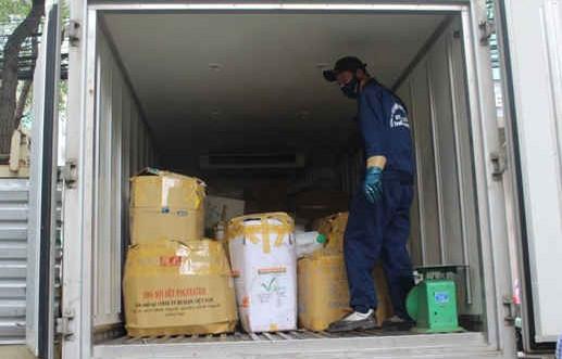 Hệ thống xử lý rác y tế tại Khánh Hòa: Tạm dừng vì dân chưa đồng tình